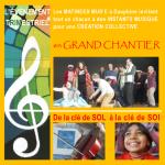 Rendez-vous vendredi 25 septembre aux MATINÉES DAUPHINE : chants, mouvements, improvisations...